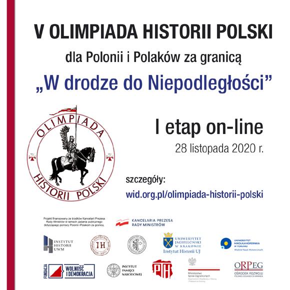 V Olimpiada Historii pOlski