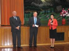 Delegacja parlamentarna w Rowville 17.06.2014